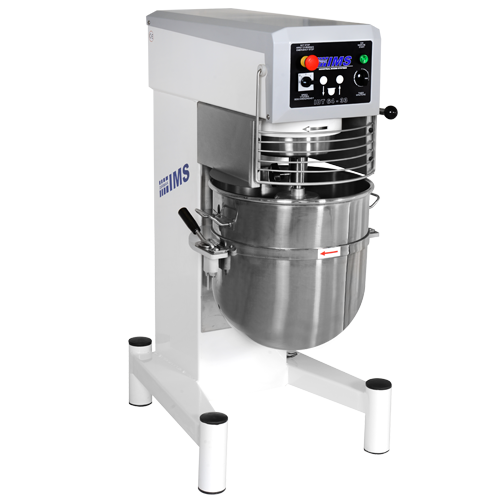 IBT 64 series with 60 liter capacity bowl, is the