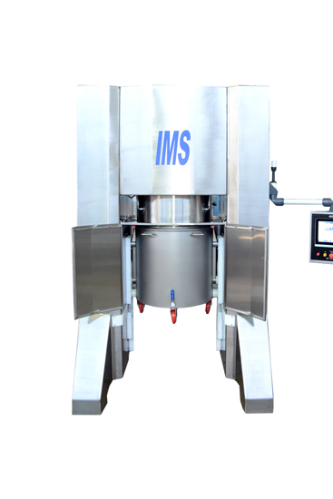Dirmak IBT 300-DC Series planetary mixers are manu